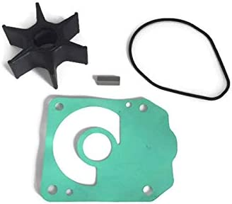 Boat Motor 06192-ZY3-000 New Water Pump Impeller Service Kit replace Honda Outboard BF175A//BF200A//BF225A Engine
