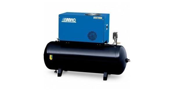 Compresor de aire silencioso 500 litros ABAC SLN 500 FT7. 5 15B: Amazon.es: Bricolaje y herramientas