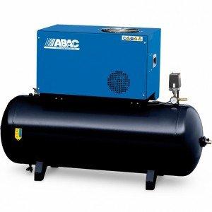 Compresor de aire silencioso 500 litros ABAC SLN 500 FT7.