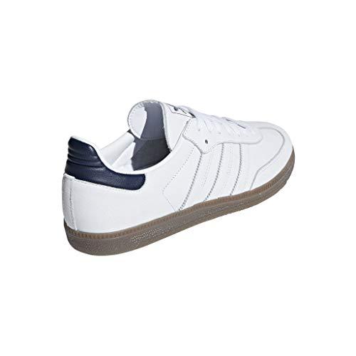 Samba 000 Maruni ftwbla Og Baskets Homme Blanc Adidas Gum5 Pour ZxAfq0zwd