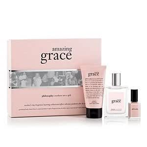 Philosophy Amazing Grace Fragrance Layering Collection