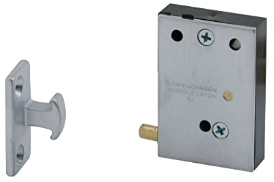 Ives Commercial 044074996173 Invisible Latch