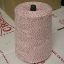 3,360-Yards 4-Ply Red-and-White Bakers Packing Twine by Burke Supply