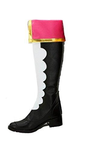 Bromeo Yu-Gi-Oh! Zexal ¢ó Cosplay Schuhe Stiefel Stiefeletten