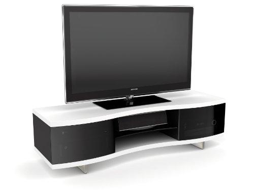 bdi-ola-8137-triple-wide-curved-entertainment-cabinet-satin-white