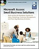 img - for Microsoft Access Small Business Solutions (10) by Hennig, Teresa - Bradly, Truitt L - Linson, Larry - Purvis, Le [Paperback (2010)] book / textbook / text book