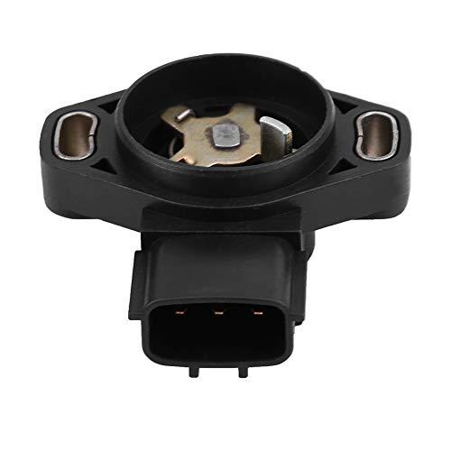 Aramox Throttle Position Sensor, SERA 483-06 Throttle Position Sensor TPS Black: