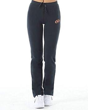 Bullpadel Pantalon CEVAS Azul Marino Mujer: Amazon.es: Deportes y ...