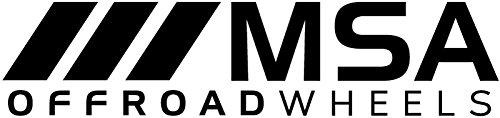 MSA M36 Switch 18x7 ATV/UTV Wheel - Machined (4/156) +0mm [M36-018756]