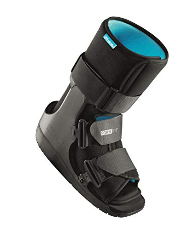 Ossur Formfit Walker (Non-Air) - Medical Grade Immobilization for Strains, Sprains & Stable Fractures (Low Top, Small)