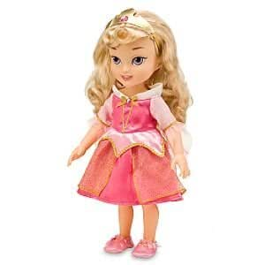 Amazon Com My Disney Princess Aurora Toddler Doll 16