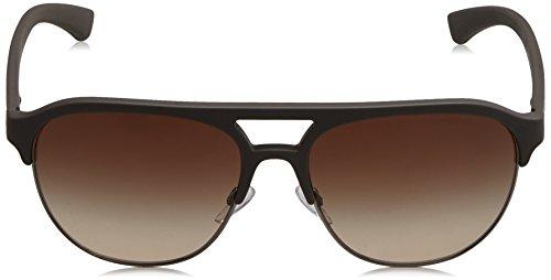 Emporio Armani Sonnenbrille (EA4077) Marron (Brown 530513)