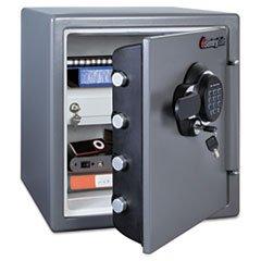 Electronic-Fire-Safe-123-ft3-16-38w-x-19-38d-x-17-78h-Gunmetal-Gray