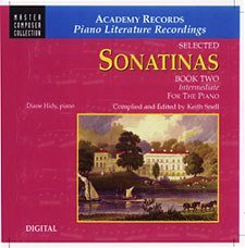 Lafayette Rosette (Selected Sonatinas Book Two for the Piano (Intermediate))
