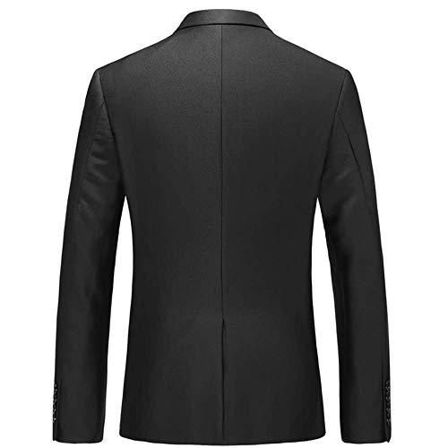 Business Professional Hommes Noir1 Set Automne Zpfxed Up7xq1R1w
