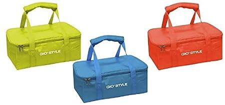 Gio'style Lifestyle Fiesta Borsa Termica Jumbo, Multicolore, 1.5 L