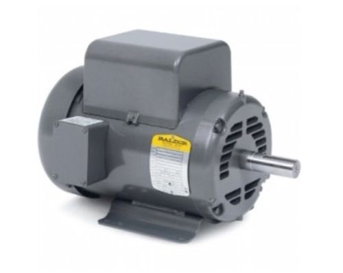 L1510t 7 5 hp 1725 rpm new baldor electric motor air for 5 hp electric motor price