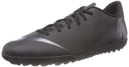 black 12 Tf De Unisex Club Nike Deporte Vapor Zapatillas 001 Negro Adulto qfx45tvw