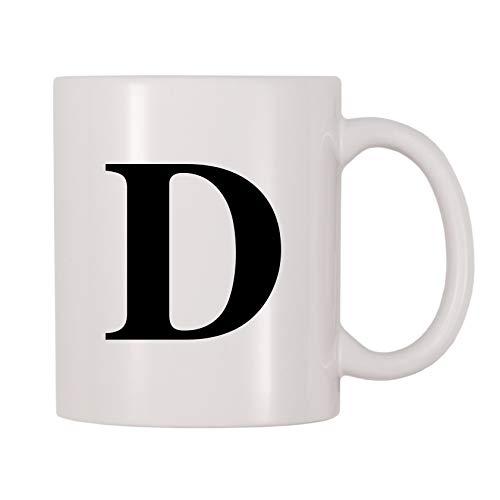 4 All Times Formal Letter D Coffee Mug (11 oz) ()
