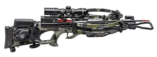 Tenpoint Nitro XRT ACUdraw Crossbow Elite Package with Scope, Sling, and Hard Case | 470 FPS Power