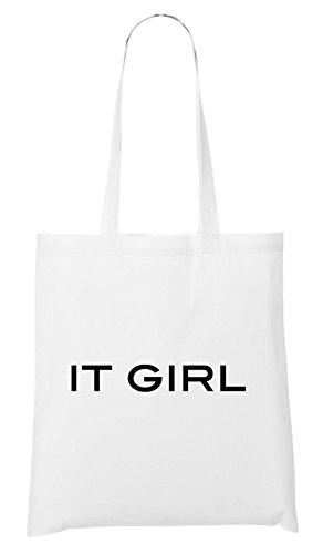 It Girl Bag White