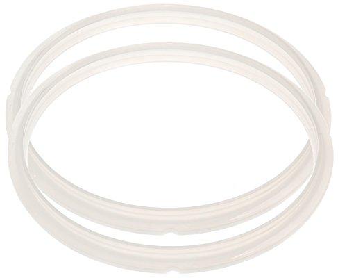 Impresa 2-Pack Replacement Seals/Gaskets for Crock-Pot 8-in-1 Multi-Use Express Crock Slow Cooker/Pressure Cooker/Multi-Cooker (6 Qt) BPA-Free (SCCPPC600-V1)