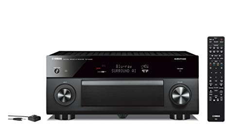 Yamaha Yamaha AVENTAGE RX-A3080 9.2-Channel Network A/V Receiver w/MusicCast