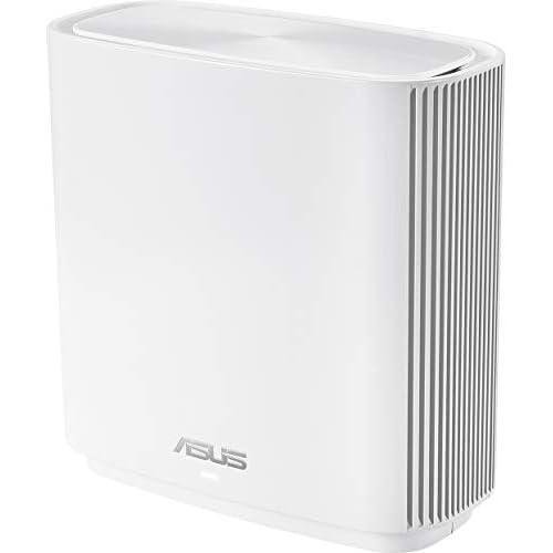 chollos oferta descuentos barato ASUS ZenWiFi AC CT8 Sistema Wi Fi Mesh Tri Banda AC3000 cobertura de más de 225m2 AiProtection con TrendMicro de por vida 4 puertos Gigabit adaptive QoS compatible con AiMesh color blanco