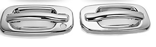 04 silverado chrome door handles - 9