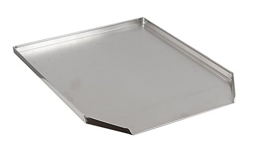 Stainless Steel Dish Drain Board (End Opening) by Homeplace