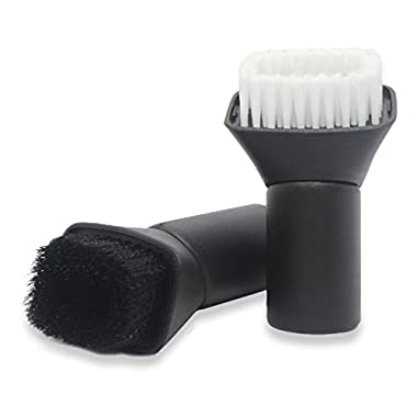 VMTC Brush Kit (Hard & Soft Bristles) for Karcher Vacuum Cleaners WD1, WD2, WD3, WD4, WD5, WD6 8