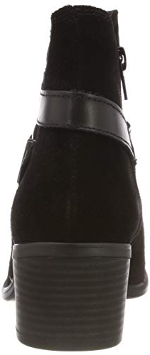 Nero 25010 Stivaletti Tamaris Uni black 21 7 Donna waqSI6