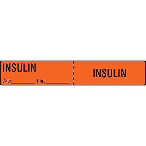 Iv Medication Tubing Labels (IV Tubing Medication Label Insulin)