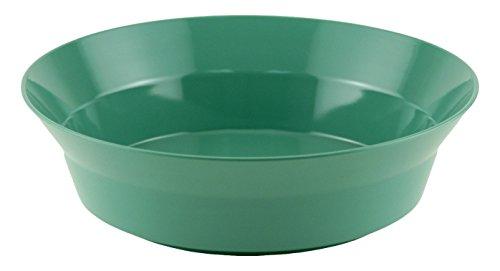 Galleyware Seafoam Melamine Non-Skid Serving Bowls, Set Of 4