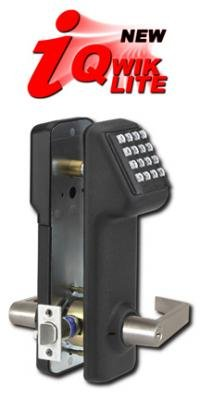 Marks IQ1 I-QWIK Lite Digital Keypad Cylindrical Lock by Marks USA
