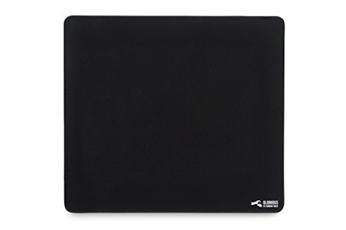 Glorious XL Heavy Gaming Mouse Mat / Pad - Thick , Large, Stitched Edges, 5-6mm Mousepad | 16
