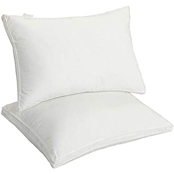 Amazon Com Vodof 2 Pack Bed Pillow For Sleeping 100