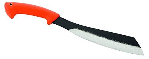 Condor Tool & Knife, Eco Parang Machete, 11in Blade, Polypropylene Handle with Sheath