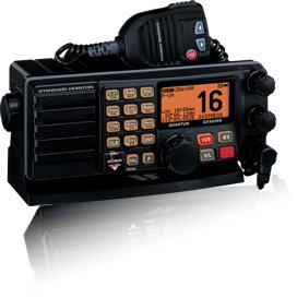 Two-Way Radio, Marine, 25 Watts ()