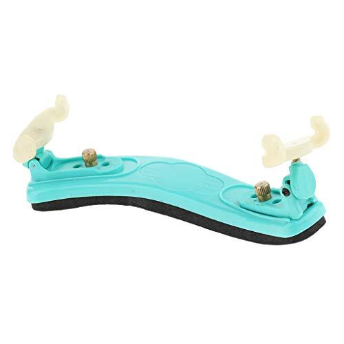 Fenteer 1 Pc Shoulder Rest Hombro Para Violín Reposacabezas Ajustable Con Relleno Para Producción Musical Electrónica...