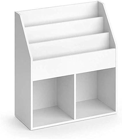 Vicco estantería Infantil Luigi Almacenamiento de Juguetes librería estantería de Almacenamiento cómic