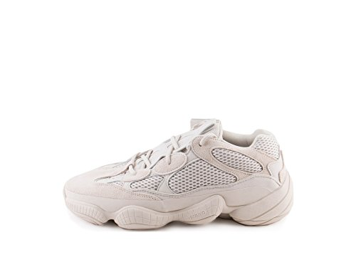 pretty nice 4c445 515bf adidas Mens Yeezy 500 Desert Rat Blush Blush/Blush/Blush Suede Size 11.5