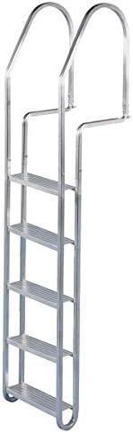 Dock Edge Aluminum Quick Release Dock Ladder