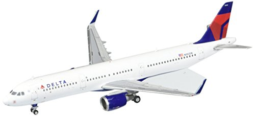 GeminiJets Delta Air Lines A321 N302DN 1:400 Scale Die Cast Airplane Model