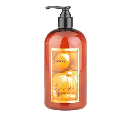 Wen Fall Ginger Pumpkin - Cleanses, Nourishes and Restores the Look of Hair, No Harsh Sulfates (16 oz) w/CD by WENHAIRCARE