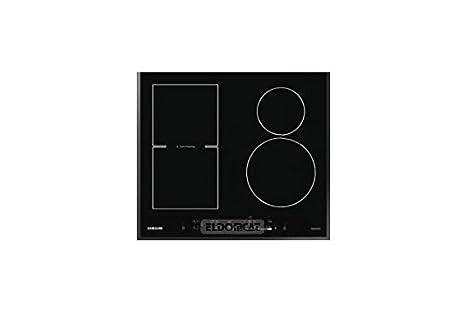 Samsung piano cottura a induzione NZ64H5747DK finitura nero da 60cm ...