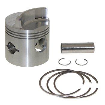 Pro Piston Kit Std. Mercury 50,60,75, 115 Inline High Dome Bore ()