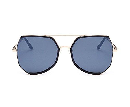 Metal Sol Protegen de Las Coloridas de del Gafas Skyeye Viaje Sol A Gafas del Las UV 7q8wYT