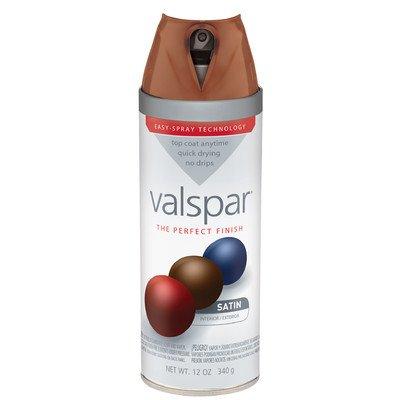 Premium Enamel Spray Paint [Set of 6] Color: Brown Velvet Satin