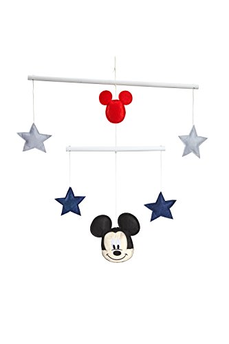 Disney Mickey Ceiling Mobile - Crown Craft Mobile